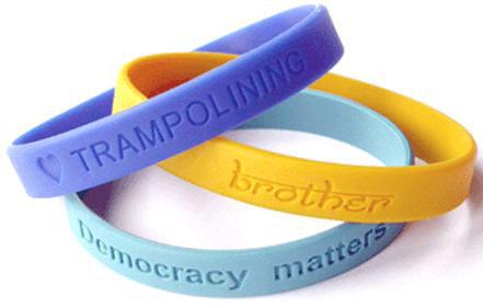 Comment acheter des bracelets silicone ?