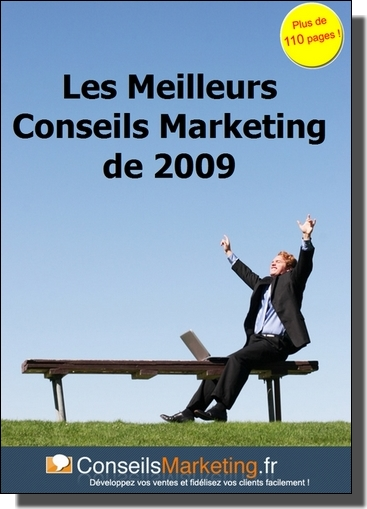Le cadeau du site conseils marketing