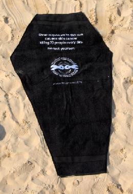 serviette-de-plage-publicitaire