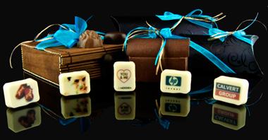 Le chocolat devenu bijou personnalisé