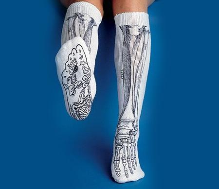 chaussettes publicitaires personnalisables