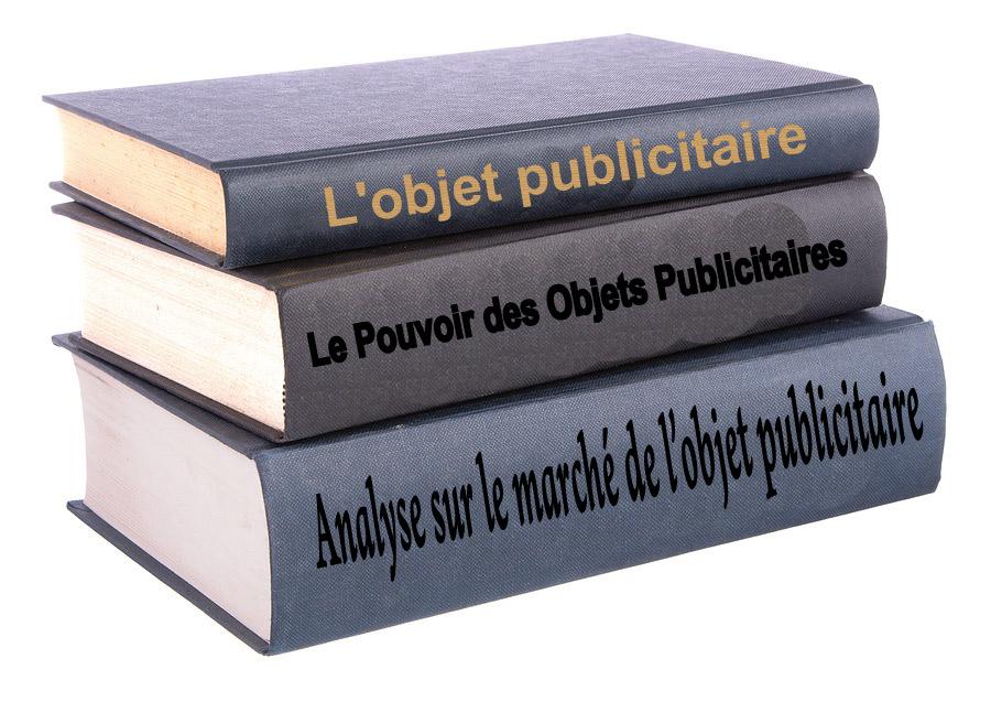 Publications sur le marché de l'objet publicitaire