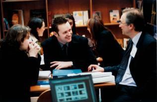 Proximité, convivialité et rendez-vous business, les trois piliers du