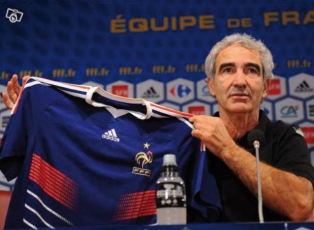 Vends lot de 24 maillots imprimés «équipe de France»