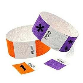 Le bracelet Tyvek