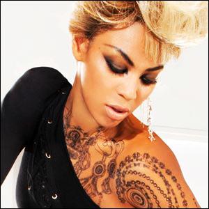 Beyoncé lance sa gamme de tatouages temporaires!