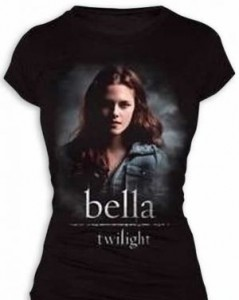 teeshirt Bella Twilight