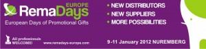 La foire RemaDays Europe 2012