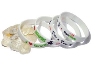 Que penser du bracelet caoutchouc personnalisé?