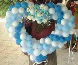 Jouer des ballons pour donner forme à votre décoration