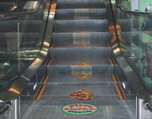 escalator personnalisé 1