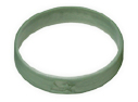 bracelet-silicone-metallique-vert
