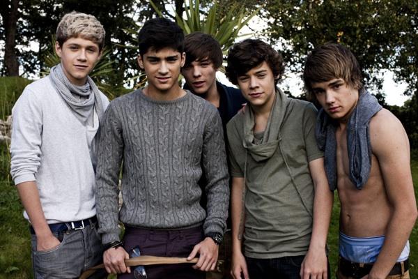Les bracelets silicone des One Direction : choisissez votre