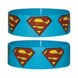 bracelet-silicone-Superman