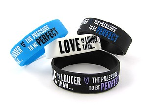 love-is-louder-bracelets-silicone-demi-lovato