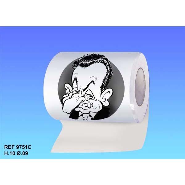 Le papier toilette personnalisé pour rigoler
