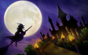 Halloween party : l'entrée c'est par ici…