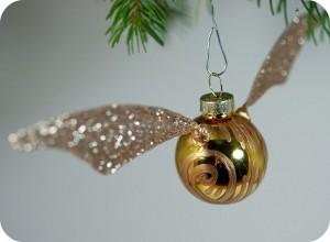 Boule-de-Noël-Vif d-or-Harry-Potter