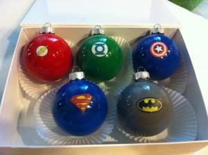 boules-de-Noël-superhéros