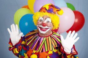 Ballons-personnalises-clown-carnaval