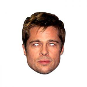 masque-cartonne-personnalise-Brad-Pitt-carnaval
