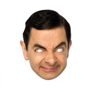 masque-cartonne-personnalise-Mr-Bean
