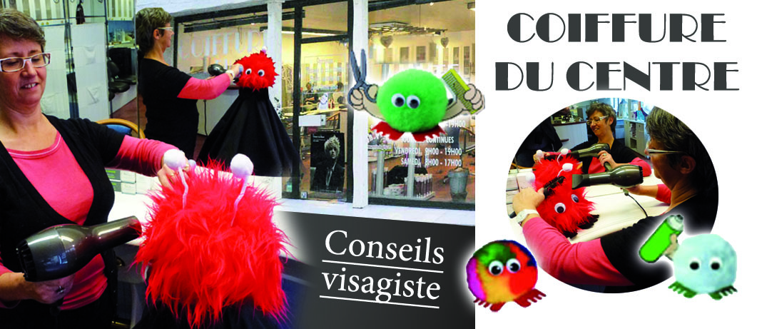 Les winnies en Normandie en renfort communication