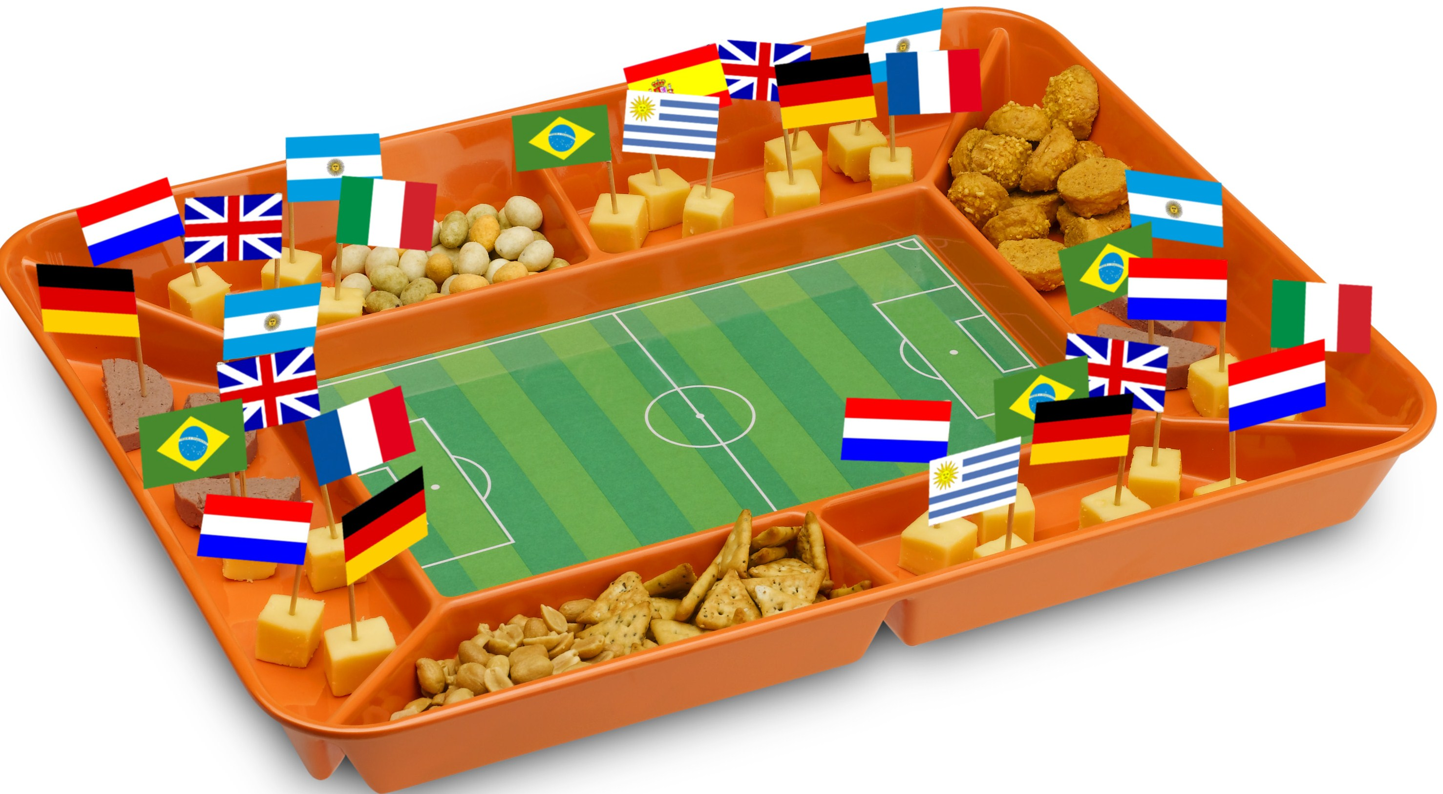 Les goodies de la coupe du monde 2014 au