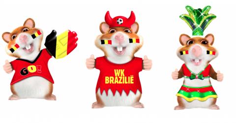 Les peluches Hamster  : le cauchemar des enfants