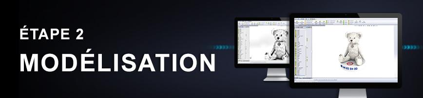 SN3D et l'impression 3D  : le cas des