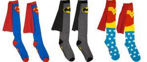 Les-chaussettes-personnalisees-ou l-accessoire-des-superheros-Superman-Batman-Wonderwoman