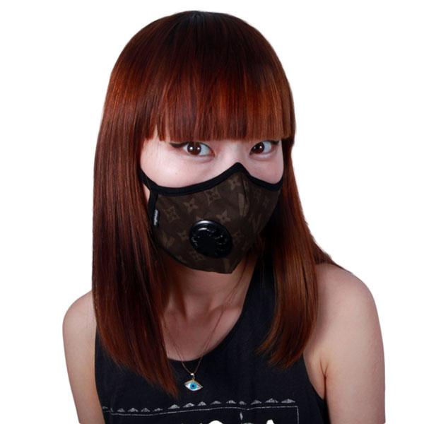 Le masque anti-pollution personnalisé : THE accessoire de mode