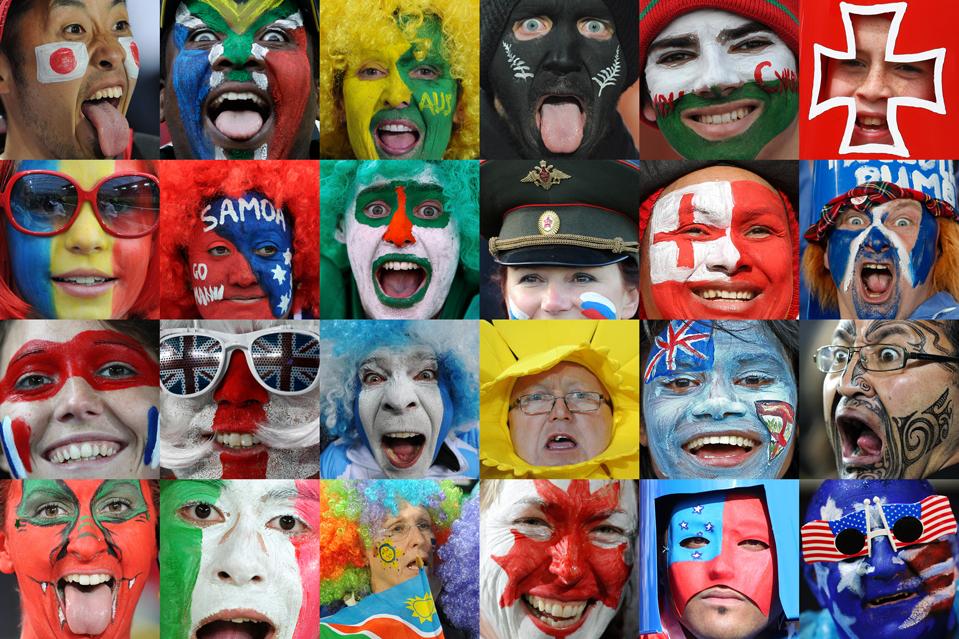Les goodies personnalisés, joyaux de la coupe du monde