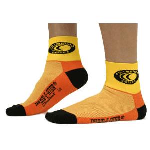 chaussettes marathon publicitaires