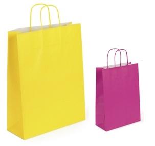 Des sacs en papier imprimés pas chers et livrés
