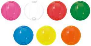 Ballons de plage-personnalisé