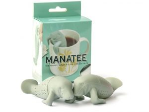 Boule à thé silicone dauphin