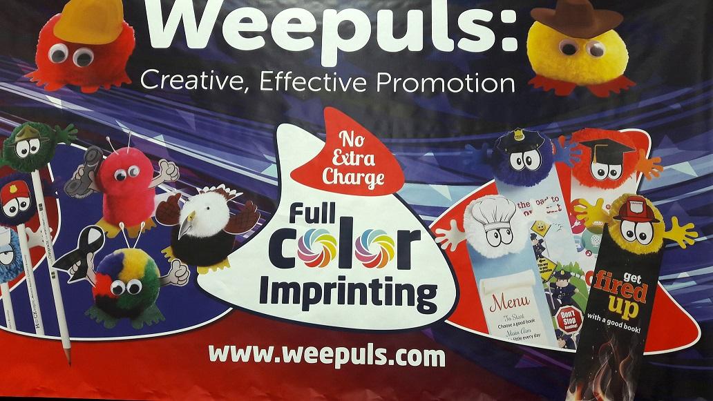 Weepuls ou les pompons colorés pour une promotion réussie
