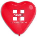 Acheter des ballons en forme de cœur