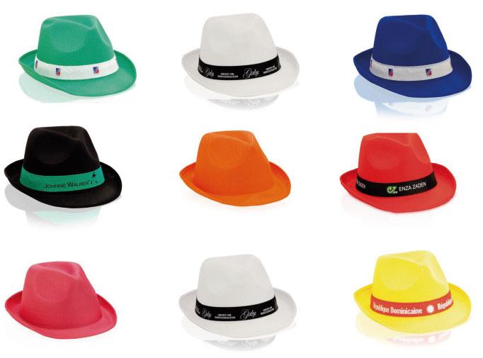 Les chapeaux personnalisés : Indémodables