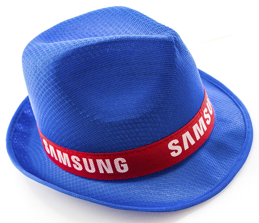 Le chapeau publicitaire