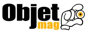 Un nouveau site Internet pour le magazine Objet Mag!