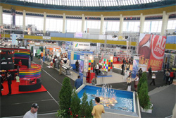 advertising show bucarest